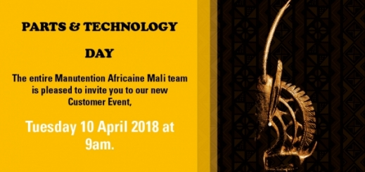 Parts & Technology Day in Mali