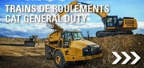Nos Solutions Train de roulement Caterpillar General Duty